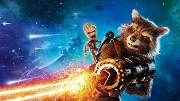 La primera entrega, estrenada en agosto de 2014, recaudó casi USD 800 millones, y la segunda parte, titulada 'Guardianes de la Galaxia Vol. 2', llegará a las salas estadounidenses el 5 de mayo.
