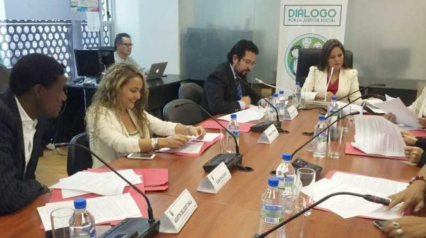 El miércoles 19 de abril se instaló con retraso la reunión en la Comisión de Participación. Foto: Mario González / EL COMERCIO