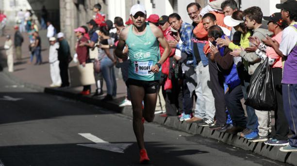El atleta ecuatoriano Byron Piedra debutará en el Mundial de Atletismo de Londres este 4 de agosto del 2017.