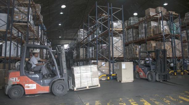 La tasa de USD 0,10 sobre las importaciones entrará en vigencia el próximo lunes 13 de noviembre del 2017. Foto: Imagen referencial. Archivo/ EL COMERCIO