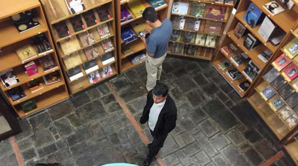 La décima edición de la Feria Internacional del Libro de Quito se inaugurará este 10 de noviembre de 2017 y se extenderá hasta el próximo 19 de noviembre. La cita será en el Centro de Convenciones Bicentenario y sus actividades son de acceso gratuito. Fot