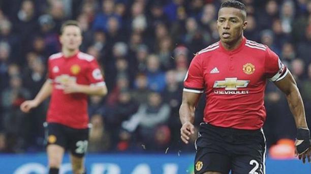 Tiene 32 años. Lleva nueve temporadas en el Manchester United