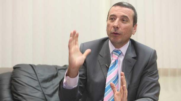 Vinicio Alvarado es accionista y fundador de la empresa Creacional. Foto: Archivo / EL COMERCIO