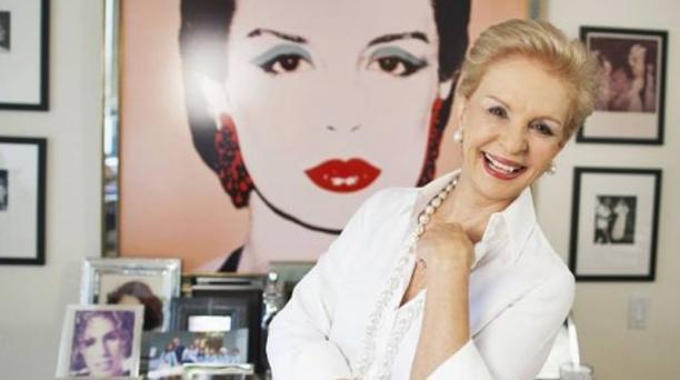 La diseñadora, a los 79 años de edad, dejó la dirección de la casa que fundó en 1981. Foto: carolinaherrera.com
