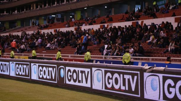 La empresa GolTV firmó un contrato con la FEF, en junio del 2018 por los derechos de televisión del campeonato ecuatoriano de fútbol.