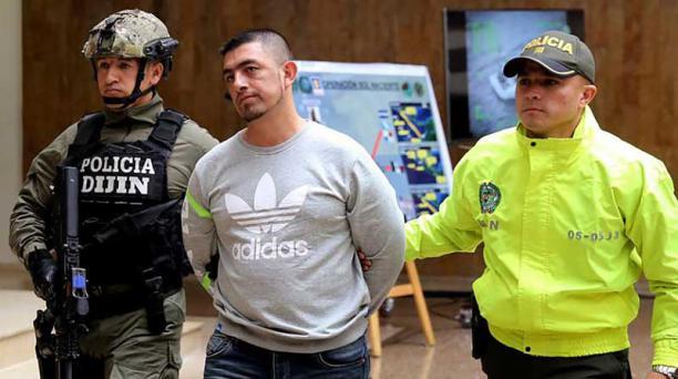 En abril del 2017, Prado fue detenido en Colombia. El mes pasado fue llevado a EE.UU.