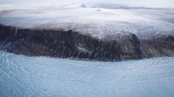 Groenlandia es una de las áreas que ha sufrido más pérdida de masa de hielo. Foto: AFP