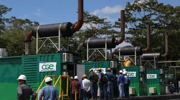 En el campo petrolero Sacha (foto), Petroamazonas invertirá alrededor de USD 100 millones en este 2018. Foto: Diego Pallero / EL COMERCIO