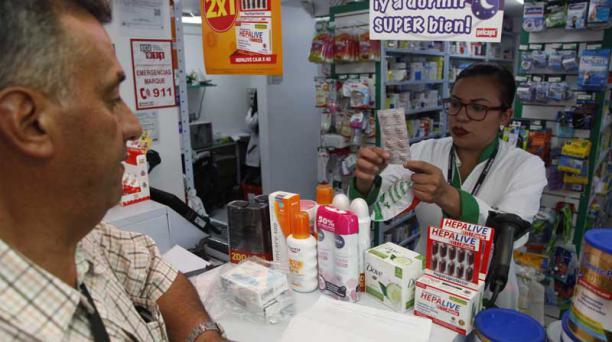 Los gastos en salud es el segundo destino de los créditos quirografarios, según declaran los clientes al Biess.Foto: Galo Paguay / EL COMERCIO