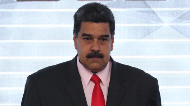 Juan Cruz, el principal asesor para Latinoamérica del presidente estadounidense, Donald Trump, en un acto en el Consejo de las Américas en Washington, acusó al presidente Nicolas Maduro de crímenes contra la humanidad. Foto: EFE