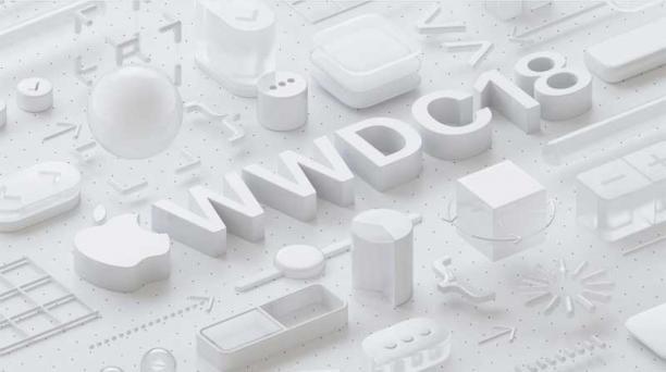 WWDC 2018, la conferencia anual de desarrolladores de Apple, se lleva a cabo el 4 de junio de 2018. Foto: Apple.com