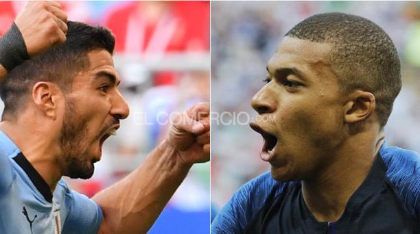 Las selecciones de Uruguay y Francia se enfrentarán en el Nizhni Nóvgorod el viernes 6 de julio de 2018. EL COMERCIO