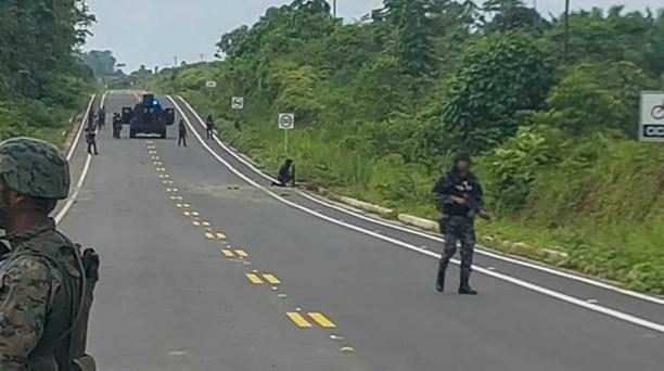 El equipo periodístico de este Diario fue secuestrado en Mataje, Esmeraldas, mientras realizaban su trabajo en la zona. Foto: Archivo Cortesía