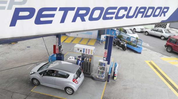 Los precios no se han incrementado dice Petroecuador. Foto: Archivo / EL COMERCIO
