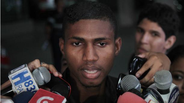 José Ayoví, exjugador de Barcelona SC, se sometió a una prueba de dopaje en México.