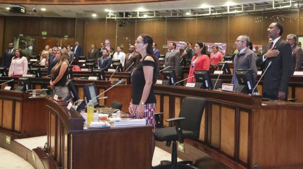 El Pleno de la Legislatura iniciará mañana el segundo debate de reformas a la Ley Orgánica de Comunicación. Foto:Flickr Asamblea