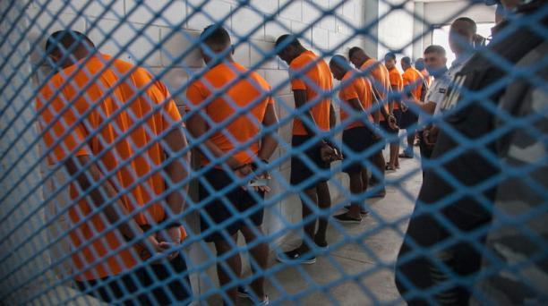 La sentencia fue dictada en el Tribunal de Garantías Penales de la provincia de Esmeraldas, fronteriza con Colombia.