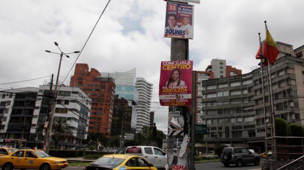 Para los 1877 candidatos a alcaldes se destinó USD 12,7 millones, de los cuales 93% se entregó en 33 de los 221 cantones del país. En este grupo se destacan Guayaquil y Quito, pues hay más electores para las elecciones seccionales 2019. Foto: Galo Paguay