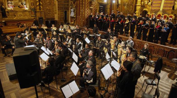 Teatro, exposiciones, conversatorios, entre otros, forman parte de la agenda previa y durante el feriado de Semana Santa en Quito. Foto: Patricio Terán/ EL COMERCIO.