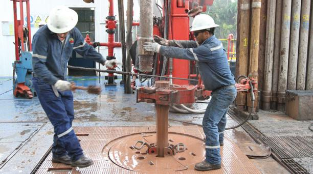 Actualmente, del bloque 43 ITT se extraen 66 268 barriles de crudo por diarios.