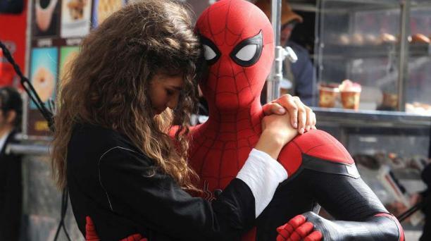 La nueva película de Spiderman es uno de los éxitos que Marvel estrenará este 2019