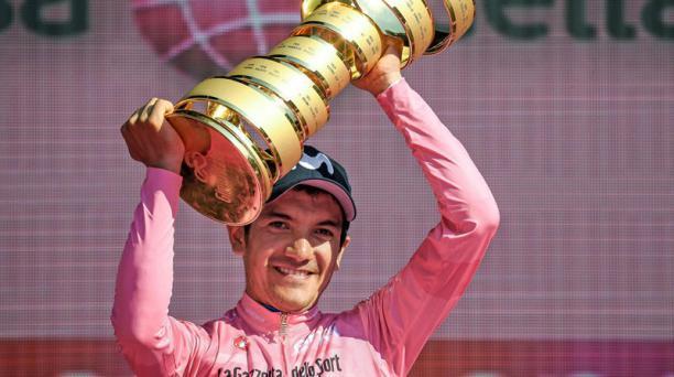¡Richard Carapaz es el Campeón del Giro de Italia 2019!