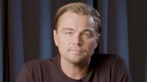 El actor estadounidense Leonardo DiCaprio también es defensor de los derechos de la naturaleza. Este 28 de junio del 2019 invitó a sus seguidores a unirse al pueblo Waorani que lucha para evitar la explotación petrolera en sus tierras. Foto: Twitter/@LeoD