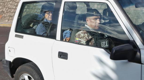 el pasado miércoles 3 de junio de 2019 fuera levantada la orden de prisión preventiva en su contra por el delito de concusión, en una audiencia que se realizó en la Corte Nacional.