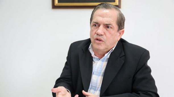 Este miércoles 31 de julio del 2019 inició el juicio al excanciller Ricardo Patiño. Foto: Archivo / EL COMERCIO