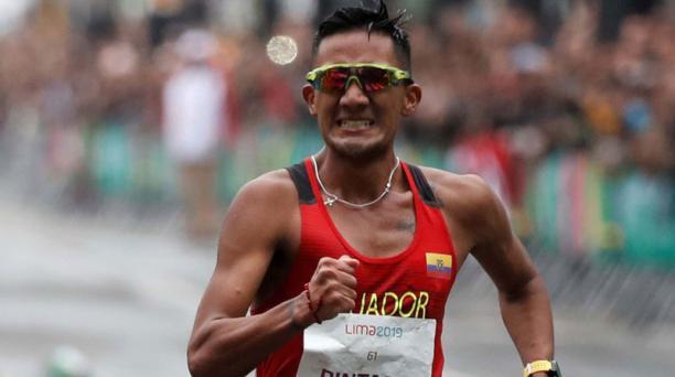 El crédito ecuatoriano no era uno de los favoritos, pero logró imponerse en Lima. Foto: EFE.