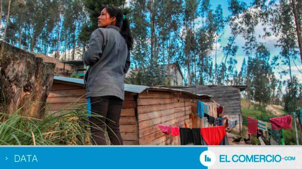 Los ecuatorianos viajan directo o por Perú al país azteca; allá pagan a coyotes para cruzar la frontera. Otros se van a estudiar y trabajar a Canadá. Foto: Xavier Caivinagua para EL COMERCIO.