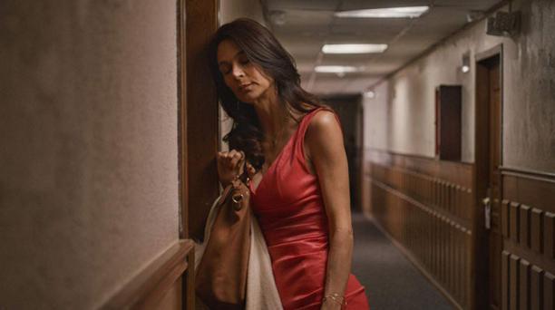 Gabriela Calvache pone en escena en el filme 'La Mala Noche' una historia entre el drama y el suspenso, que muestra su visión sobre la trata de personas. Foto: iMDB.