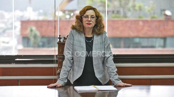 Jueza Daniella Camacho al frente del caso Sobornos. Foto: Archivo / EL COMERCIO