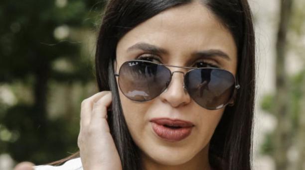 Según el portal TMZ, Emma Coronel, esposa de Joaquín 'El Chapo' Guzmán negocia su participación en un 'reality show'. Foto: EFE