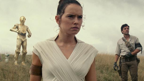 La película 'Star Wars: Episode IX - The Rise of Skywalker' cierra un ciclo de 42 años de una de las sagas de ciencia ficción más famosas en la historia del cine. Foto: Outnow.ch
