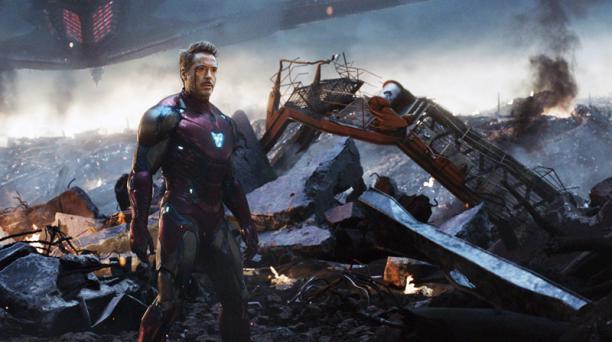 'Avengers: Endgame' se posicionó como la película más taquillera de la historia, con una recaudación global de USD 2 790 millones. Foto: Outnow.ch