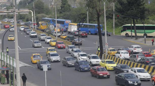 El 25 de diciembre del 2019 no aplica la medida Hoy no circula en Quito. Foto: Archivo / EL COMERCIO