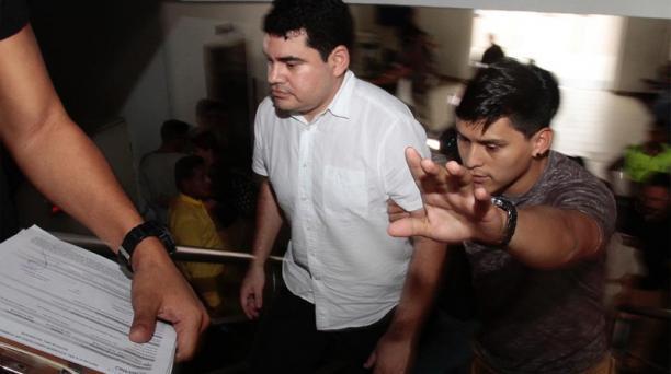 José Tuárez rindió su versión tras la detención registrada el 28 de noviembre de 2019.