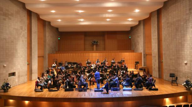 Los eventos de la Casa de la Música también quedan suspendidos ante la emergencia sanitaria del covid-19. Foto: EL COMERCIO