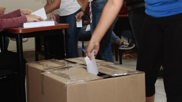 Una proforma presupuestaria que bordeaba los USD 145 millones era con lo que se contaba para las elecciones del 2021, pero ese presupuesto se verá afectado por la emergencia sanitaria en el país. Foto: EL COMERCIO