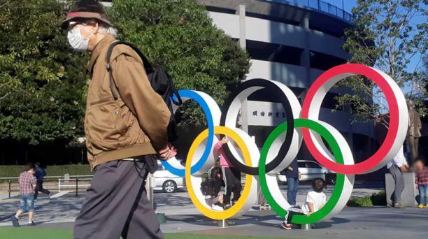 El Comité Olímpico Internacional aceptó aplazar los Juegos Olímpicos en este 2020, debido a la pandemia del coronavirus. Foto: EFE