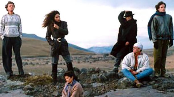 'Sensaciones', de 1991, cuya banda sonora ganó un premio en Bogotá.