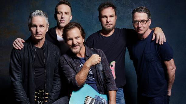 'Gigaton' es el undécimo álbum de estudio del grupo Pearl Jam. Foto: Facebook de Pearl Jam