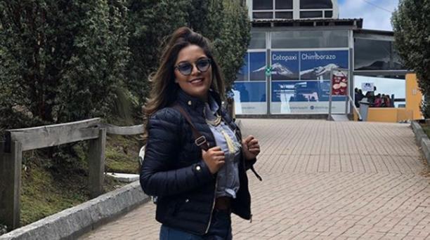 Samantha Yépez, nueva presidenta del Deportivo Quito. Foto: cortesía