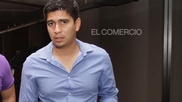 Jaime Estrada, nuevo presidente de la FEF según el Directorio de esa entidad. Foto: Archivo EL COMERCIO