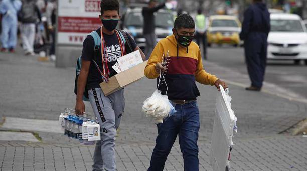 La OIT advierte que el desempleo empujará a más personas a la informalidad. Foto: Eduardo Terán / EL COMERCIO