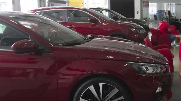 La venta de autos en Ecuador se redujo un 95% en abril debido a la emergencia sanitaria por covid-19. Foto: archivo / EL COMERCIO