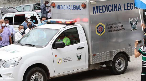 Carlos Luis Morales, de 55 años, falleció de un infarto fulminante el lunes 22 de junio del 2020. Foto: Mario Faustos / EL COMERCIO