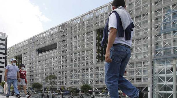 En Pichincha se concentran unos 180 000 servidores, según el presidente del Comité de Operaciones de Emergencia de Pichincha. Foto: Eduardo Terán / EL COMERCIO