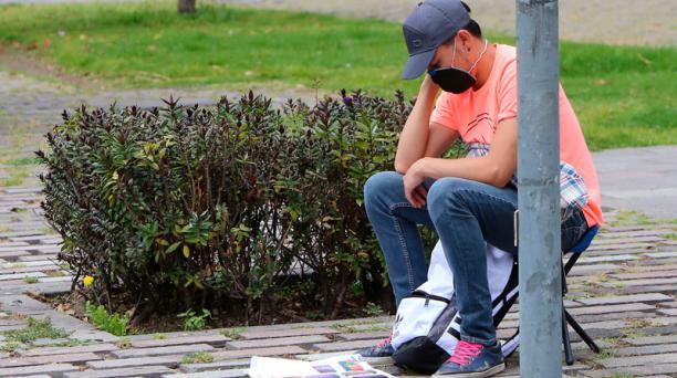 Los jóvenes son la población más afectada por la pérdida de empleo.